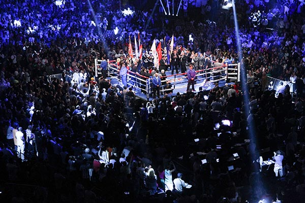 Stage Being Set for Cleverly and Bellew Grudge Match