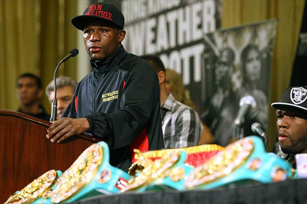 Will Floyd Mayweather Finally Lose in 2013