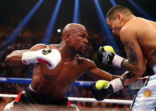 Donald Sterling vs. Floyd Mayweather