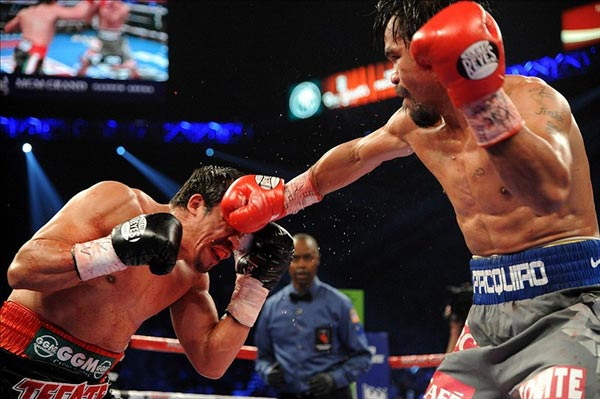 Ranking the Best Pound for Pound Fighters in Boxing